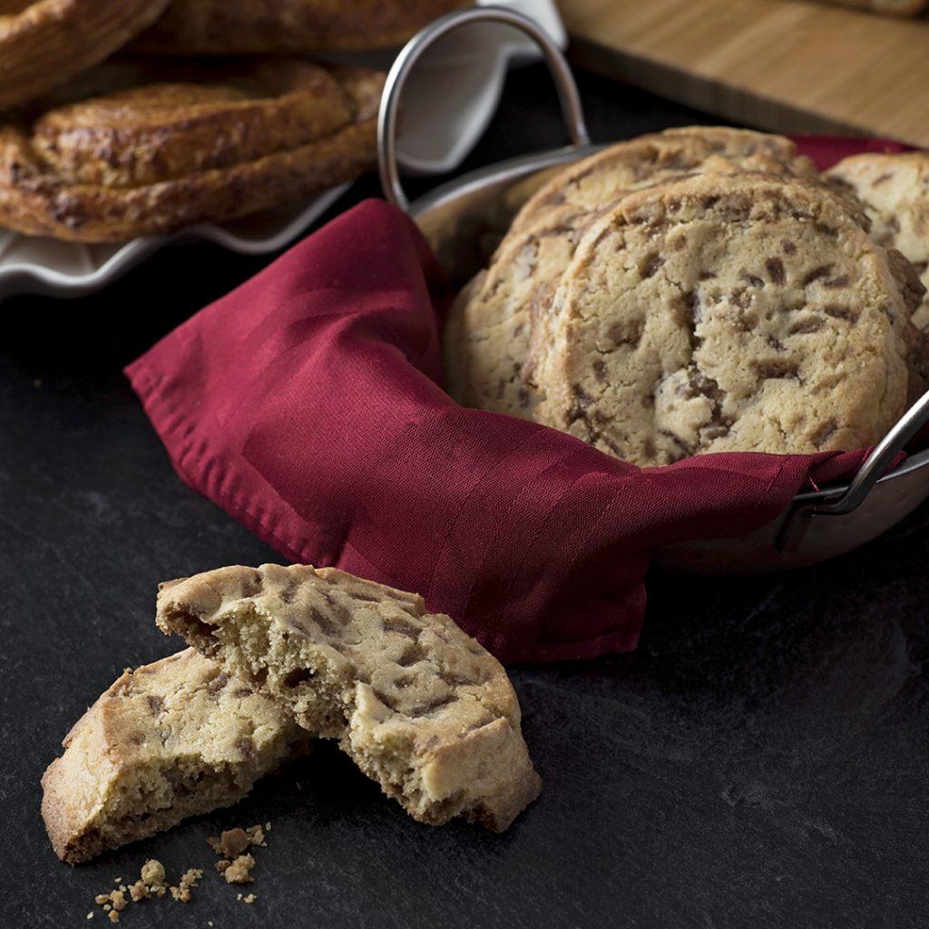 Biscuit aux flocons d'érable