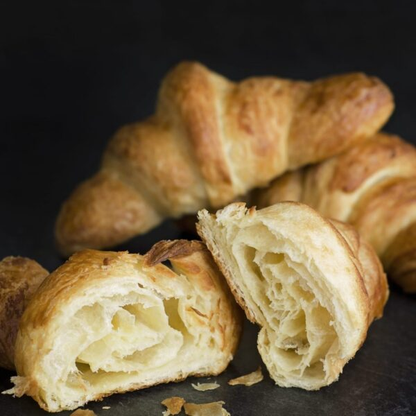 Croissant 100% pur beurre