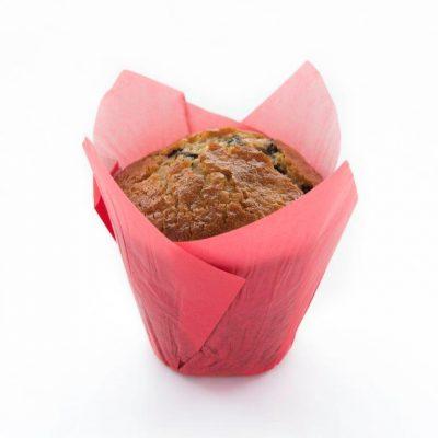 Muffin poire et chocolat