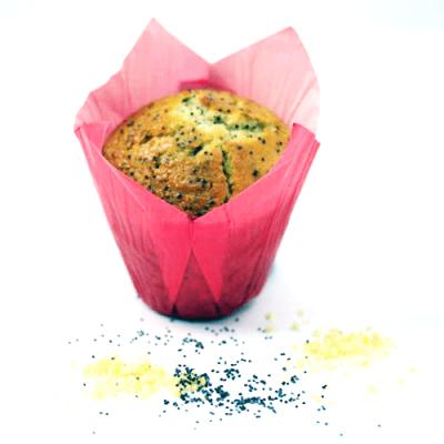 Muffin citron pavot